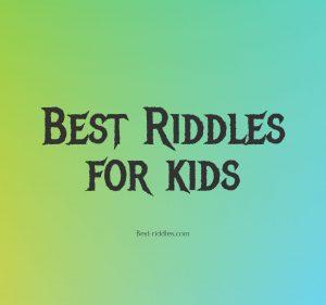 best_riddles_for_kids