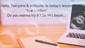 office riddles