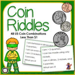 money riddles